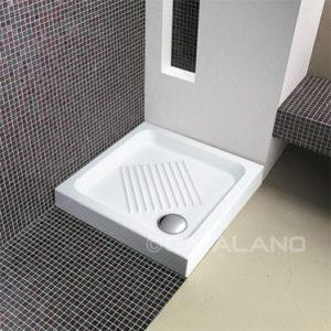 Ceramic Shower Tray 70x70cm Square