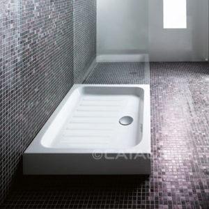 Ceramic Shower Tray 90x72cm