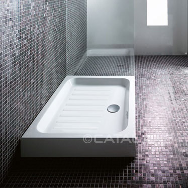 Ceramic Shower Tray 90x72cm