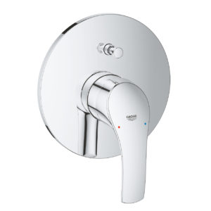 Eurosmart Concealed Shower Mixer with diverter