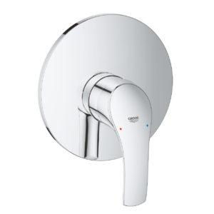 Eurosmart Concealed Shower Mixer