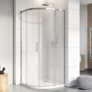 Round Shower Cubicles