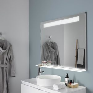 Lena Mirror with shelf