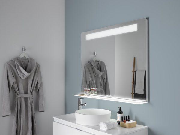 Lena Mirror with shelf