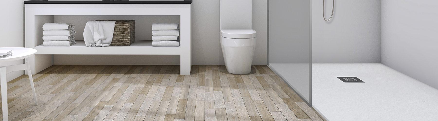 Resin Shower Trays