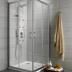 Square Shower Cubicles