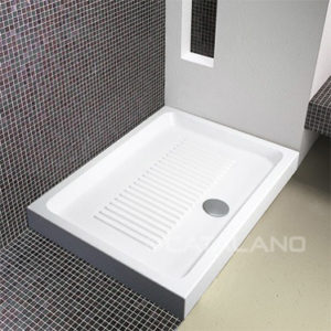 Ceramic Shower Tray 120x80cm