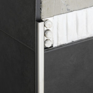Tile Trim Square Stainless Steel